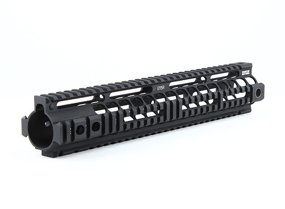 Madbull SWS Licensed 12,658 Inch E115R Rifle Rail (zwart)