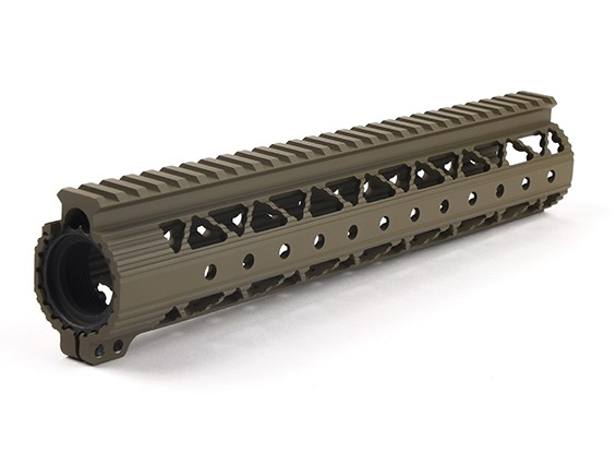 Dytac Invader Lite 11 Inch Rail System (Dark Earth)