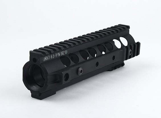 Dytac UXRIII 8.0 RAS voor Systema PTW Profile (1 1/4 inch / 18, Zwart)