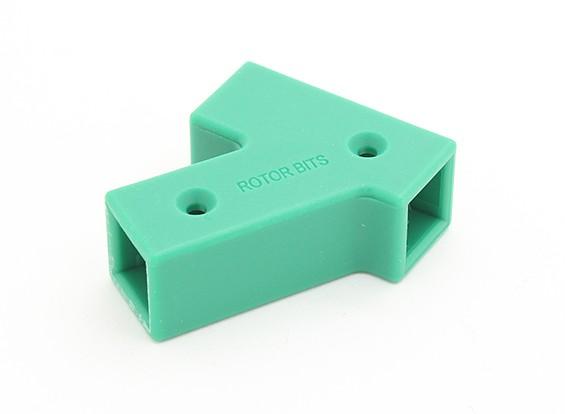 RotorBits 60 graden connector (Groen)