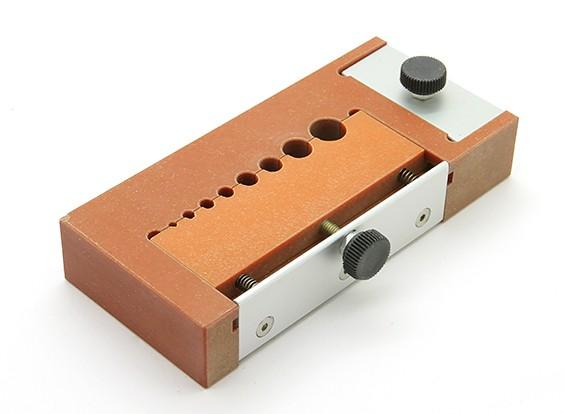 Fenol solderen Jig voor Bullet Connectors