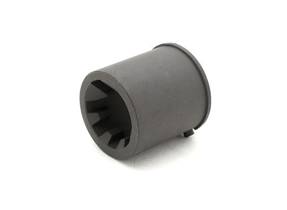 Steel CNC Barrel Element EX101 CNC Steel Barrel adapter voor WA M4-serie