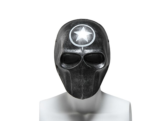 FMA Wire Mesh Full Face Mask (ster)