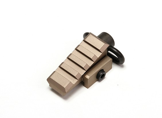 Element EX261 Piramide Hoekige Rail Adapter (Tan)