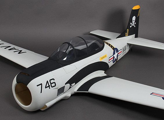T-28 Trojan Composite 50cc Gas 2037mm (ARF)