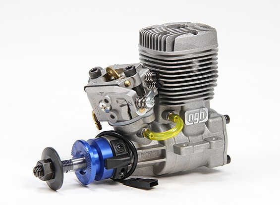 NGH GT17 17cc Gas Engine Met Rcexl CDI Ontsteking (1.8HP)