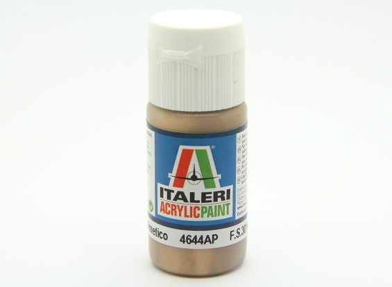 Italeri Acrylverf - Flat Bruno Mimetico