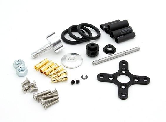 KD A22-XXS Motor Accessory Pack (1 Set)