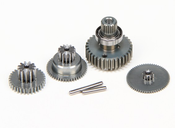 HK47179TM-HV, HK47003DMG en MIBL-70251 Replacement Servo Gear Set