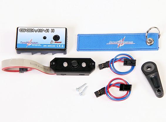 PowerBox Gemini II Voltage Regulator w / SensorSwitch