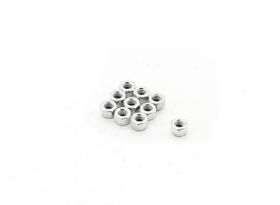 RJX X-TRON 500 M3 Self Locking Nuts # XT8039 (10st)