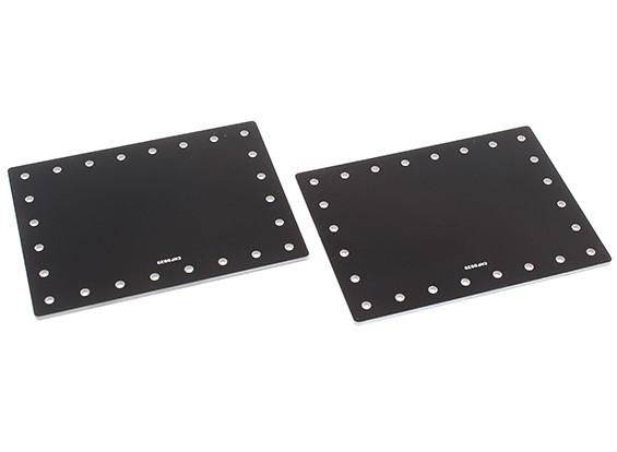 RotorBits Composite 80x60mm rechthoek (2 stuks / zak)