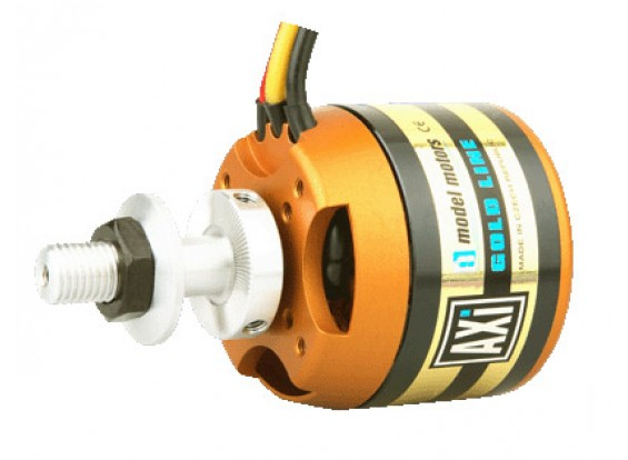 AXi 5330/24 GOLD LINE borstelloze motor