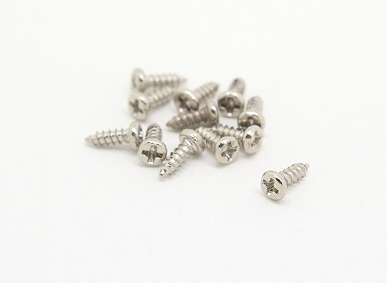 HobbyKing ™ Mini X6 Micro Hexa-helikopter Vervanging Frame Screw Set (12st)