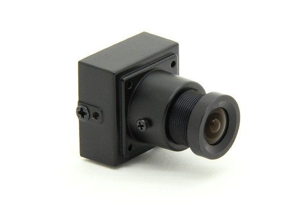 Turnigy IC-120NH Mini CCD-videocamera (NTSC)