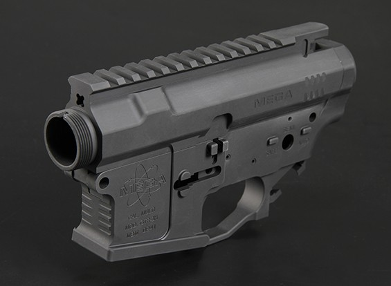 PTS Mega Arms Upper & Lower Receivers voor Systema PTW