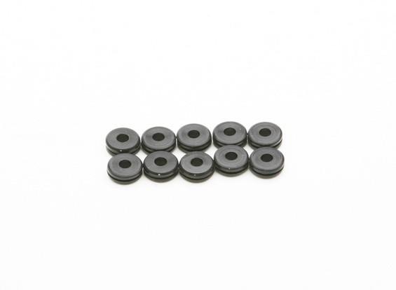 KDS Innova 550, 600, 700 Canopy Rubber Rings 550-75TTS (10st / bag)