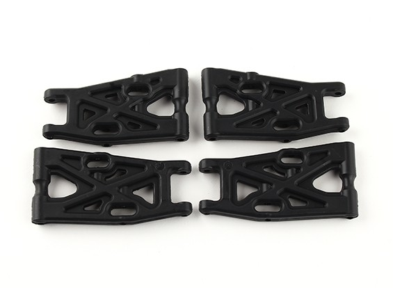 F / R Lower Susp. Arms Set (4 stuks) - A3011