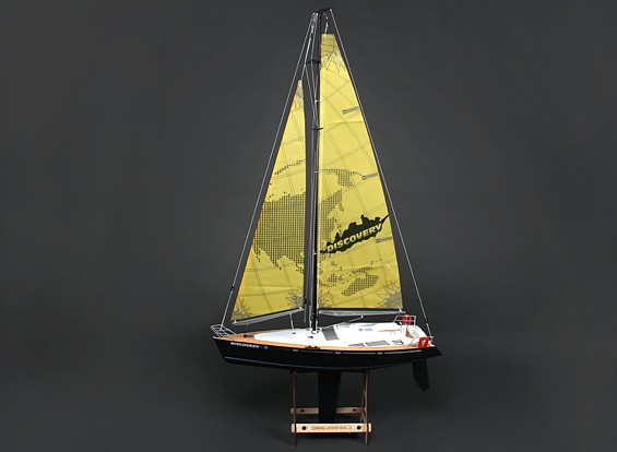Discovery-II Zeilboot 620mm (RTS - Ready to Sail)