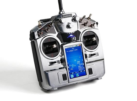 Turnigy TGY-i10 10CH 2,4 GHz digitale proportionele RC System met telemetrie (Mode 2)