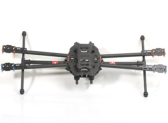 Tarot FY650 IRON MAN 650 Quad-Copter Carbon Kit TL65B01