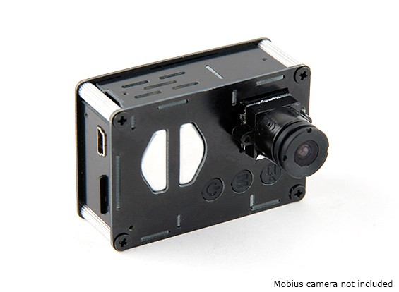 Mobius Om GoPro Form Factor Conversion Case voor Gimbal Montage