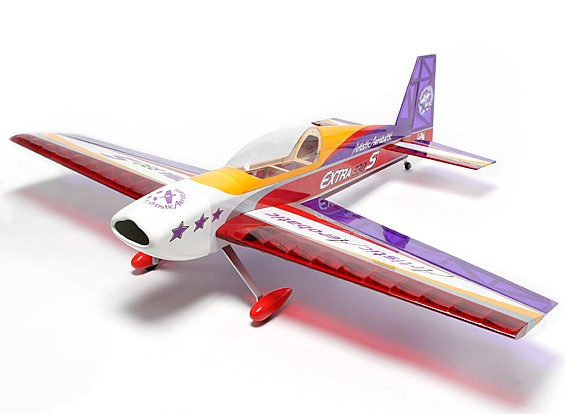 Extra 330S 3D Aerobatic Sport Balsa GP / EP 1350mm (ARF)