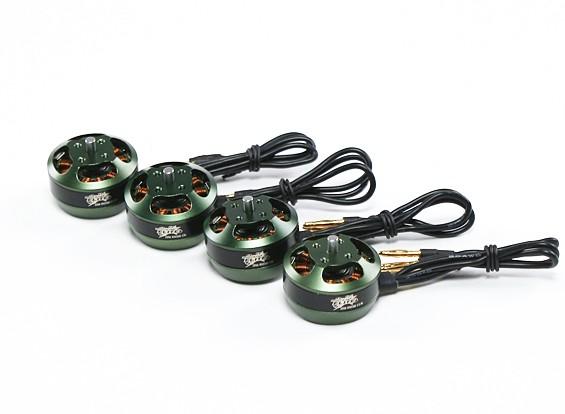 Multistar Elite 2204-2300KV 2-4s 4 pack (2 / CCW 2 / CW)