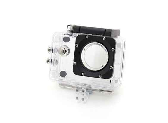 Waterproof Case - Turnigy ActionCam 1080p Full HD-videocamera