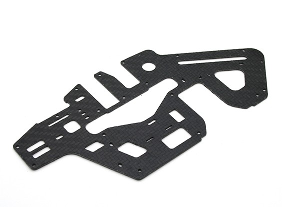 Tarot 450 PRO V2 Carbon Fiber Main Frame Side Plate (1.2mm) - (TL45028A)