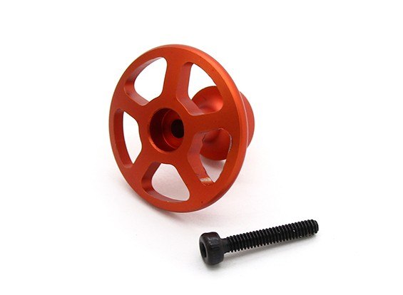 Tarot 450 Pro / Pro V2 DFC Metal Head Stopper - Orange (TL45018-05)