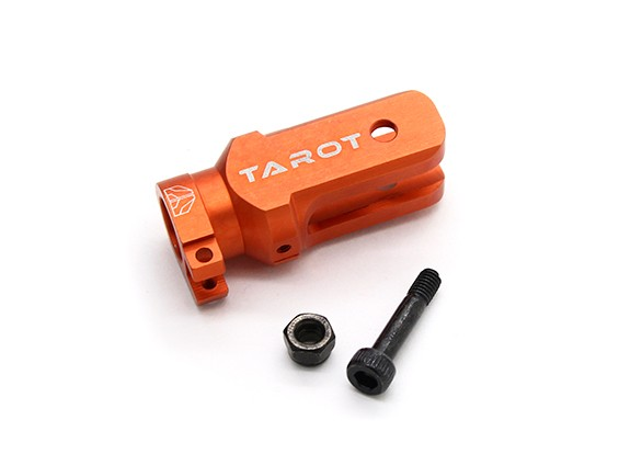 Tarot 450 Pro / Pro V2 DFC Main Blade Holder - Orange (TL48014-01)