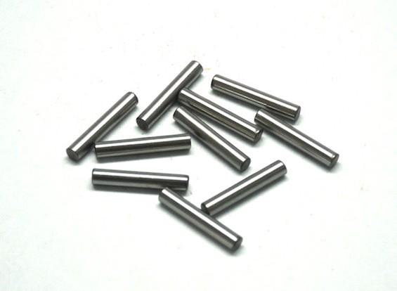VBC Racing WildFireD06 - M2x10 Shaft Pin (10st)