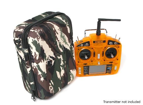 Turnigy Transmitter Bag / draagtas (Camo-Groen / Tan)