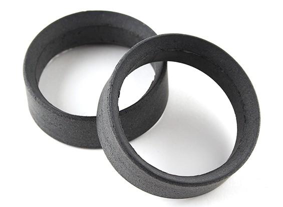 Team Sorex 24mm Molded Tire Inserts Type-B Firm (2 stuks)