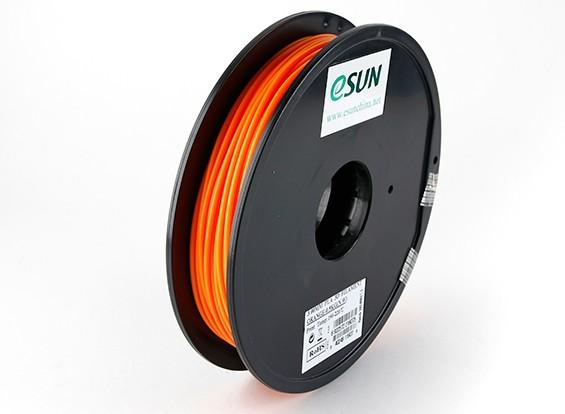 ESUN 3D-printer Filament Oranje 3mm PLA 0,5 kg Spool