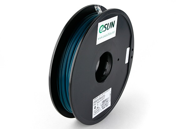 ESUN 3D-printer Filament Green 3mm PLA 0,5 kg Spool