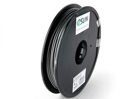 ESUN 3D-printer Filament Zilver 3mm PLA 0,5 kg Spool