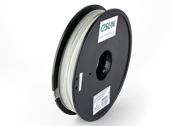 ESUN 3D-printer Filament Luminous Green 1.75mm ABS 0,5 kg Spool