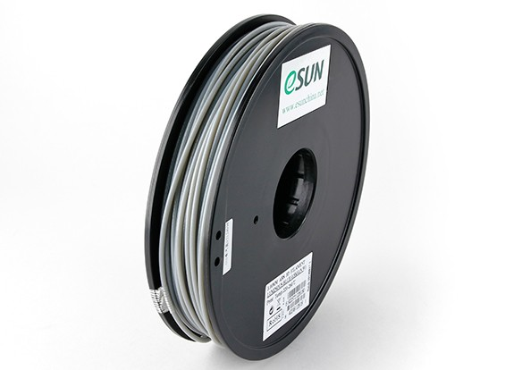 ESUN 3D-printer Filament Luminous Blue 3mm ABS 0,5 kg Spool