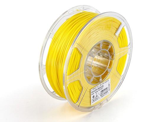 ESUN 3D-printer Filament Geel 1.75mm PLA 1kg Roll