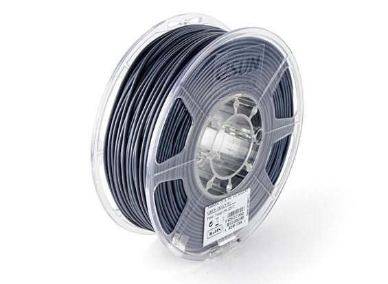 ESUN 3D-printer Filament Grey 3mm PLA 1kg Roll