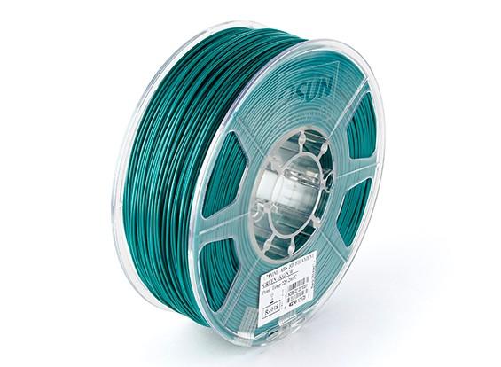 ESUN 3D-printer Filament Green 1.75mm ABS 1kg Roll