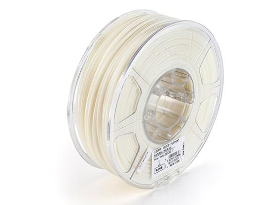 ESUN 3D-printer Filament Natural 3mm ABS 1kg Roll