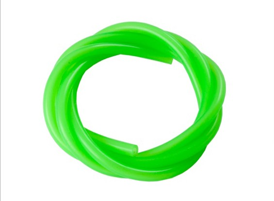 RJX Gas / Nitro Fuel Tubing 2,5 mm x 1M - Green