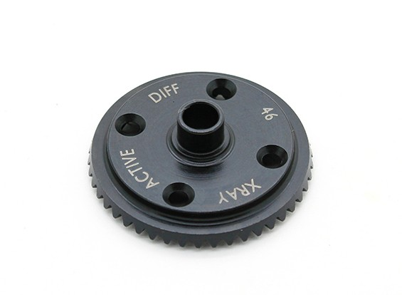 XRAY XB8E '15 1/8 Buggy - Active Differential Spur Gear 46T