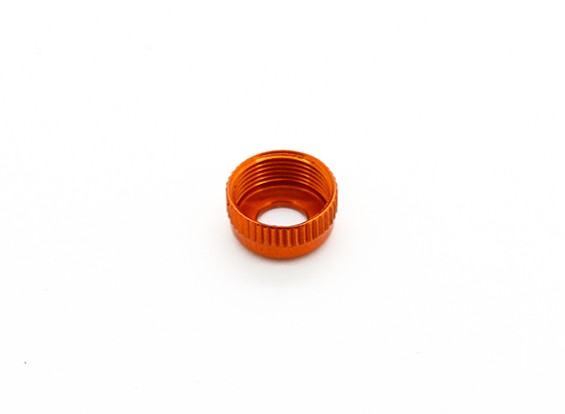 XRAY X12 1 / 12e Pancar '15 - Alu. Lower Shock Body Cap - Oranje