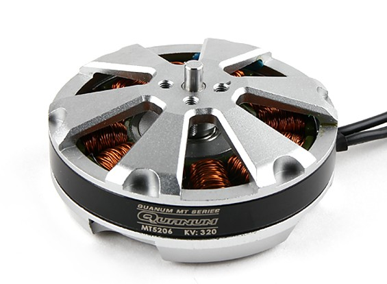 Quanum MT Series 5206 320KV borstelloze multirotor Motor Gebouwd door DYS
