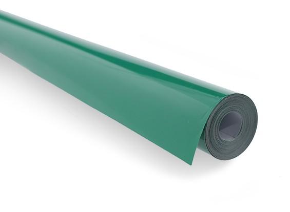 Afdekken Film Solid Grass Green (5mtr) 110