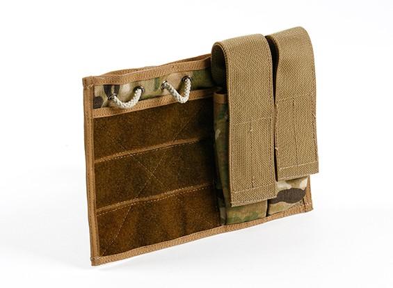 SWAT Condura Voorzijde Velcro Pouch (Multicam)
